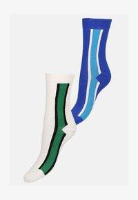 Libertad - 2 PACK - Socks - white - 1