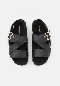 Holzweiler - NATIONAL  - Platform sandals - black - 4