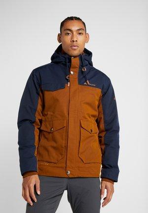 MENS MANUKAU JACKET - Winter jacket - umbra