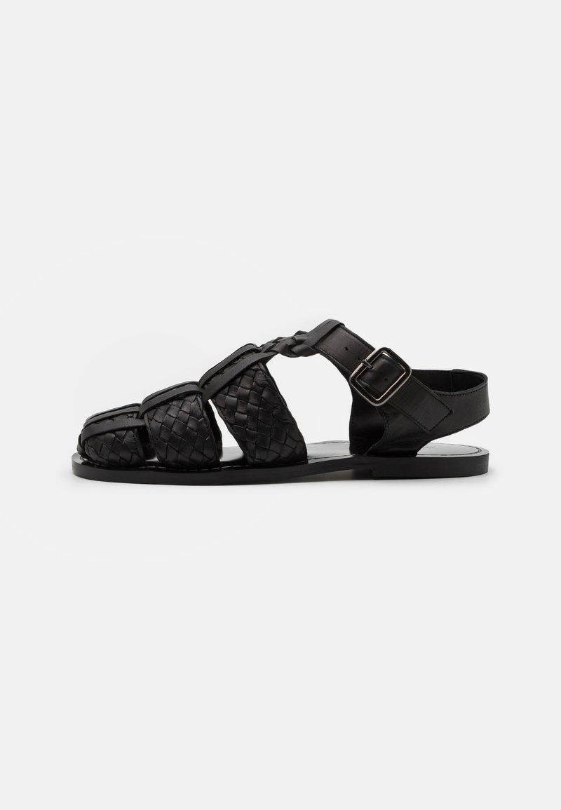 ASRA - SICILY - Sandalen - black