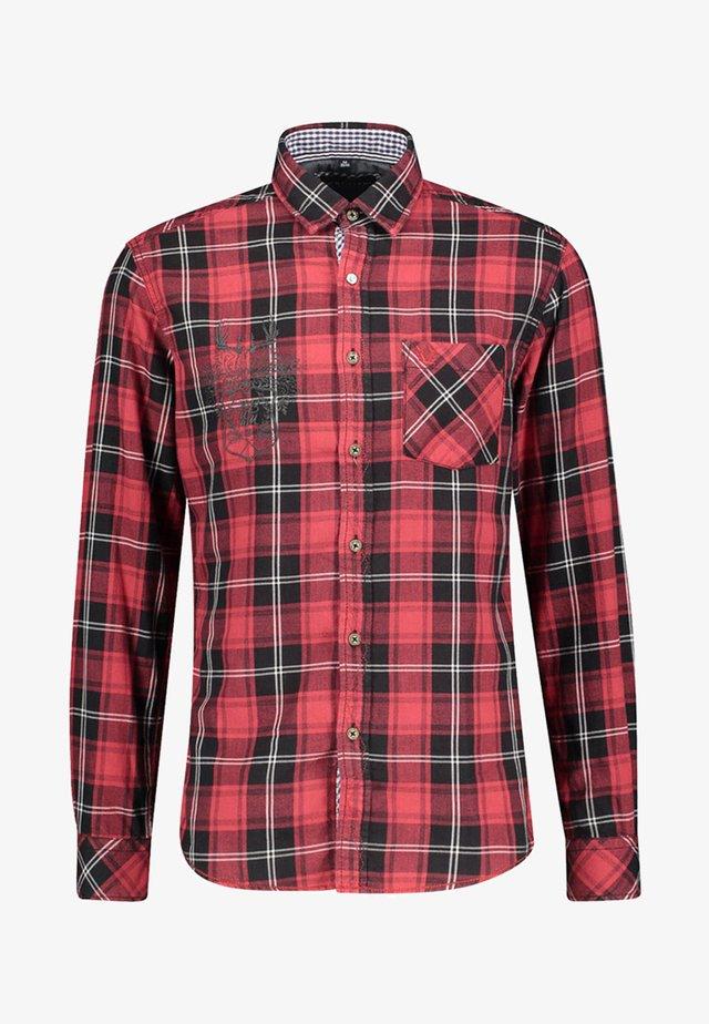 ENNO - Shirt - red