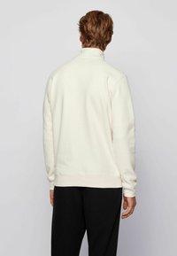 BOSS - ZAPPER - Sweatshirt - white - 2