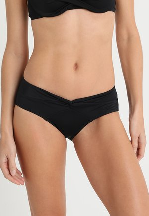 FIJI HIPSTER - Bikini pezzo sotto - black