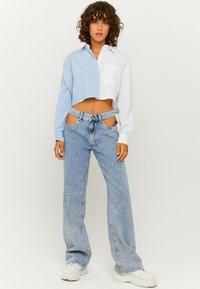 TALLY WEiJL - Button-down blouse - white - 1