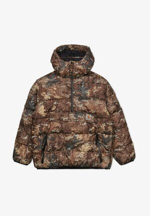 JONES  - Winterjas - camo combi