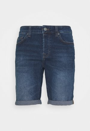 ONSPLY - Denim shorts - blue