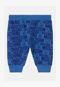 MOSCHINO - Trousers - blue - 0
