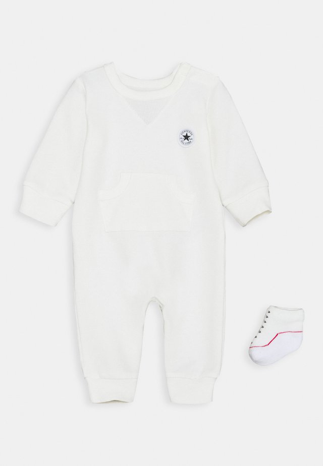 LIL CHUCK COVERALL SET UNISEX - Overall / Jumpsuit - egret