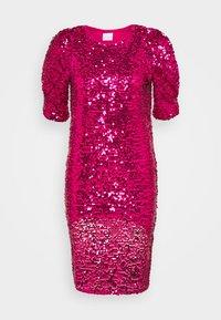 Vila - VISEQUIN SHORT DRESS - Cocktail dress / Party dress - cabaret - 4