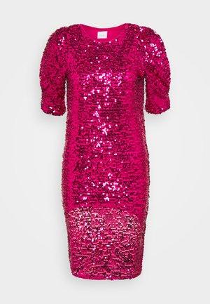VISEQUIN SHORT DRESS - Vestido de cóctel - cabaret