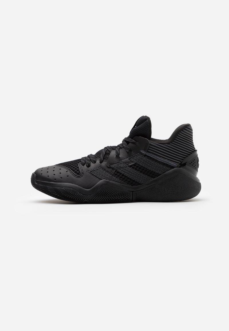 adidas Performance - HARDEN STEPBACK - Basketball shoes - black