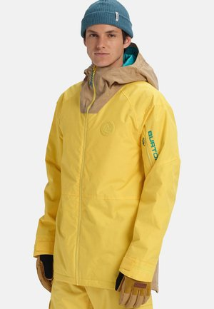 Snowboard jacket - yellow