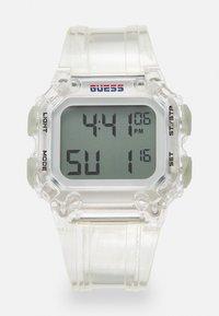 Guess - UNISEX - Digital watch - white - 0