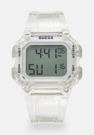 UNISEX - Reloj digital - white