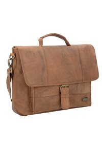 Harold's - Briefcase - brown - 1