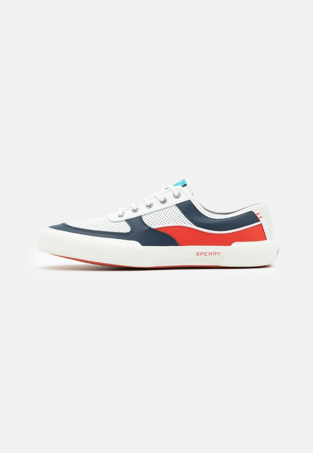 STRIPER SPORT SOLETIDE - Sneakersy niskie - navy/red
