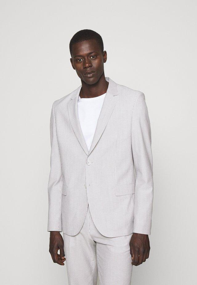 AERO - Suit jacket - open grey
