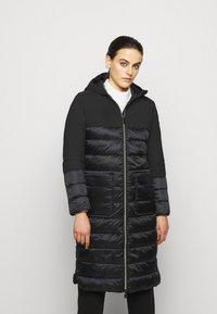 Save the duck - IRMAY - Winter coat - black - 0