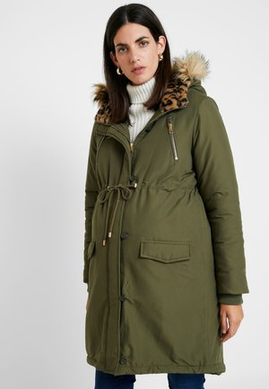 Parka - olive night
