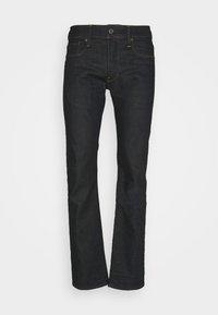 3301 STRAIGHT - Straight leg jeans - raw stretch denim - 3d raw denim