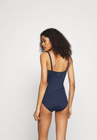 LASCANA - SWIMSUIT - Swimsuit - navy - 2