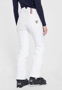 Rossignol - Snow pants - white - 2