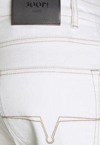 JOOP! Jeans - MITCH - Slim fit jeans - white - 5
