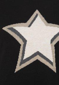 Evans - STAR JUMPER - Pullover - black - 2