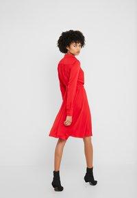 Diane von Furstenberg - EXCLUSIVE DORY DRESS - Paitamekko - red - 2