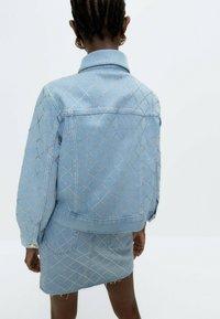 Uterqüe - Denim jacket - blue - 2