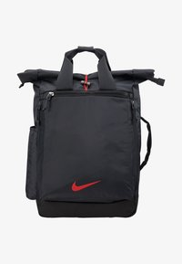 Nike Performance - VAPOR ENRGY - Reppu - smoke grey/black/ track red - 1