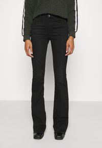 Liu Jo Jeans - BEAT  - Vaqueros bootcut - black - 0