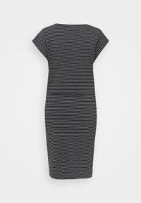 Vero Moda Tall - VMAPRIL SHORT DRESS 2 PACK - Jersey dress - black/ snow white - 2