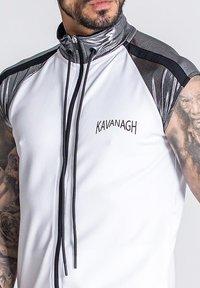 Gianni Kavanagh - Print T-shirt - white - 3