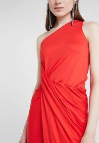 Vivienne Westwood Anglomania - ONE SHOULDER VIAN DRESS - Maxi dress - red - 3
