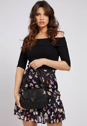 AMBERLEI - Handbag - schwarz