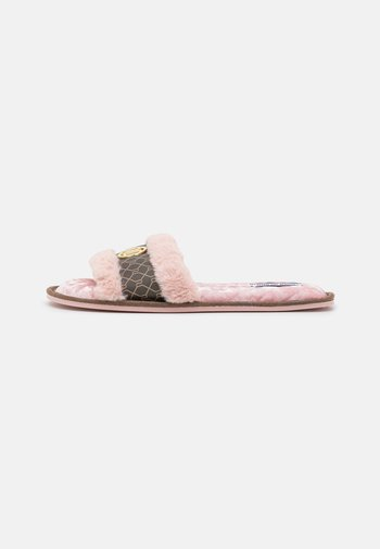 Mules - pink bright