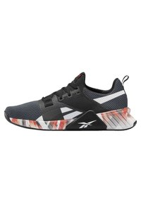 Reebok - FLASHFILM TRAIN 2  - Obuwie treningowe - black - 0