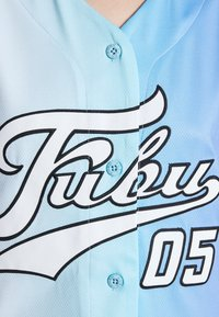FUBU - VARSITY GRADIENT BASEBALL - Print T-shirt - blue - 5