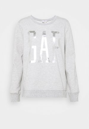 Mikina - light heather grey
