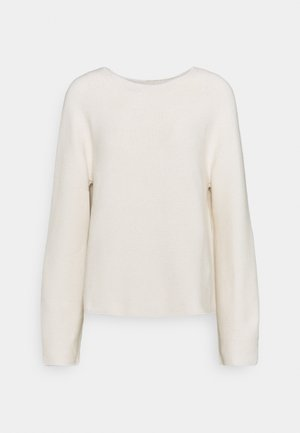 LONG SLEEVE - Neule - raw cream
