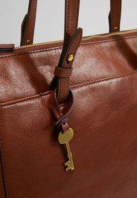 Fossil - RACHEL - Handbag - medium brown - 6