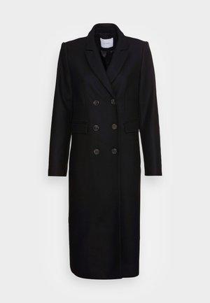EMMA - Classic coat - black