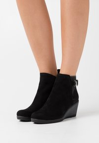 Marco Tozzi - Ankle boots - black - 0