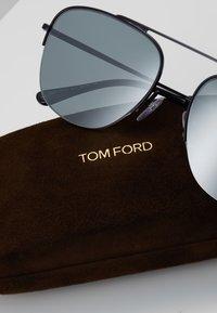 Tom Ford - Zonnebril - black/silver - 2