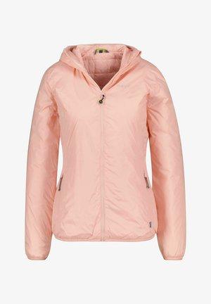 Veste d'hiver - rosa