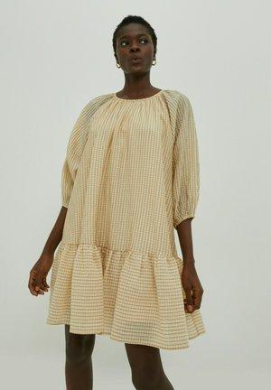 PAOLA - Day dress - beige