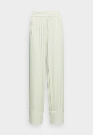 LYRIC TROUSERS - Pantalones - desert sage green
