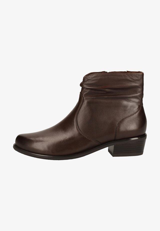 Tronchetti - dk brown soft 342