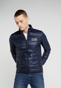 EA7 Emporio Armani - Down jacket - dark blue - 0